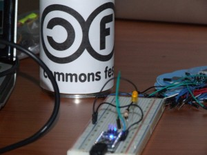 Commonsfest-Arduino